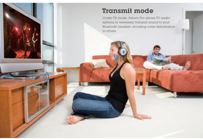 Saturn Pro Bluetooth transmitter