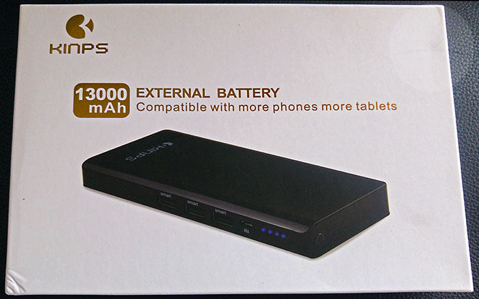 Kinps Battery Box