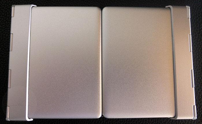 iClever Keyboard Folded