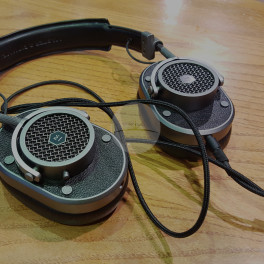 Review: MH40 Headphones from Master & Dynamic