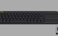 Review: Logitech K400 Plus Keyboard