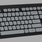 Review: Washable Waterproof Keyboard from Xenta