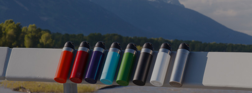 Review: Insulated Sidewinder Bottle from Liquid Hardware