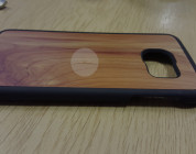 Review: #WOODBACK SNAP CASE For S6 Edge