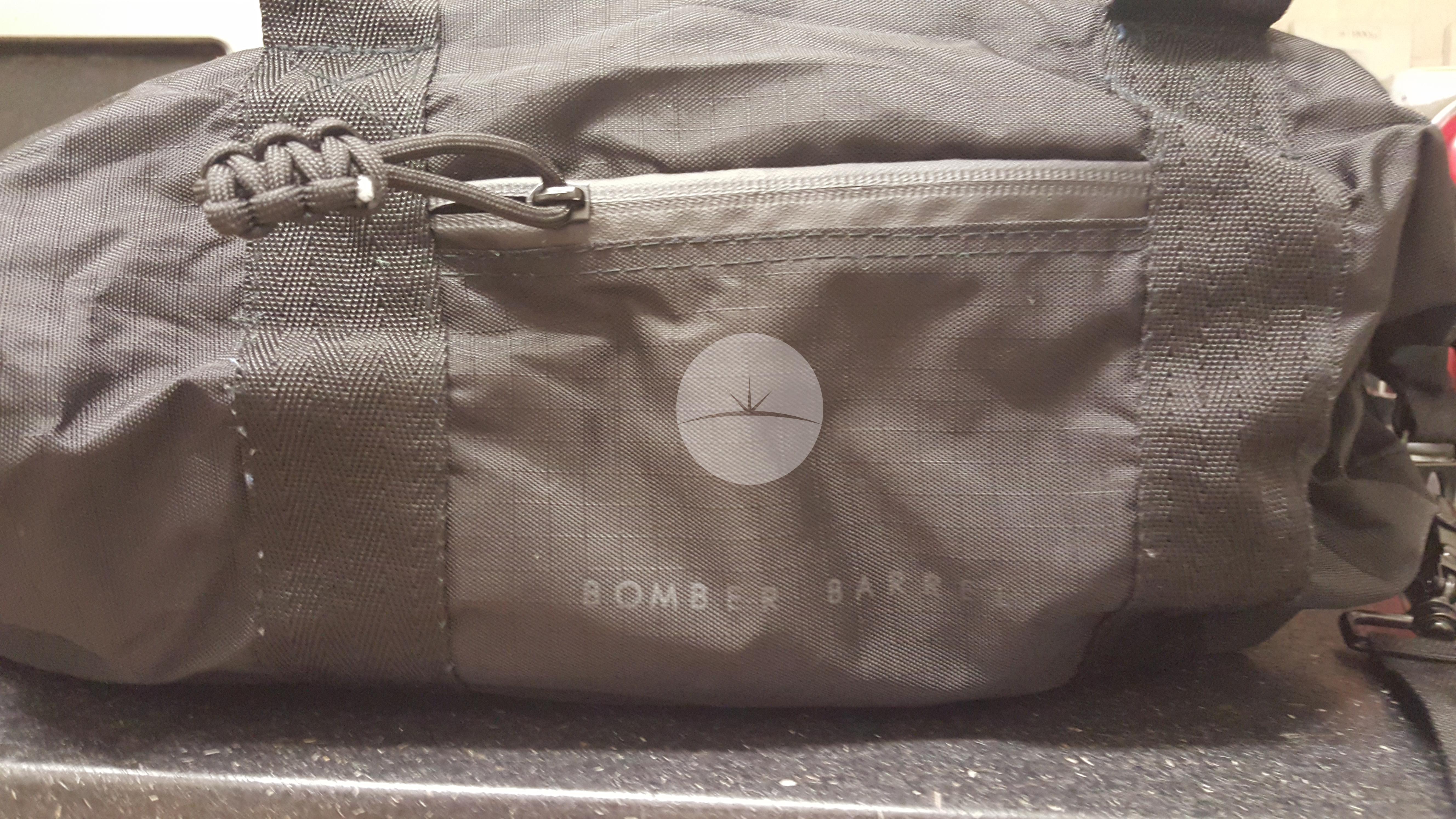Review bomber barrel duffle bag complete set for Bomber bag review