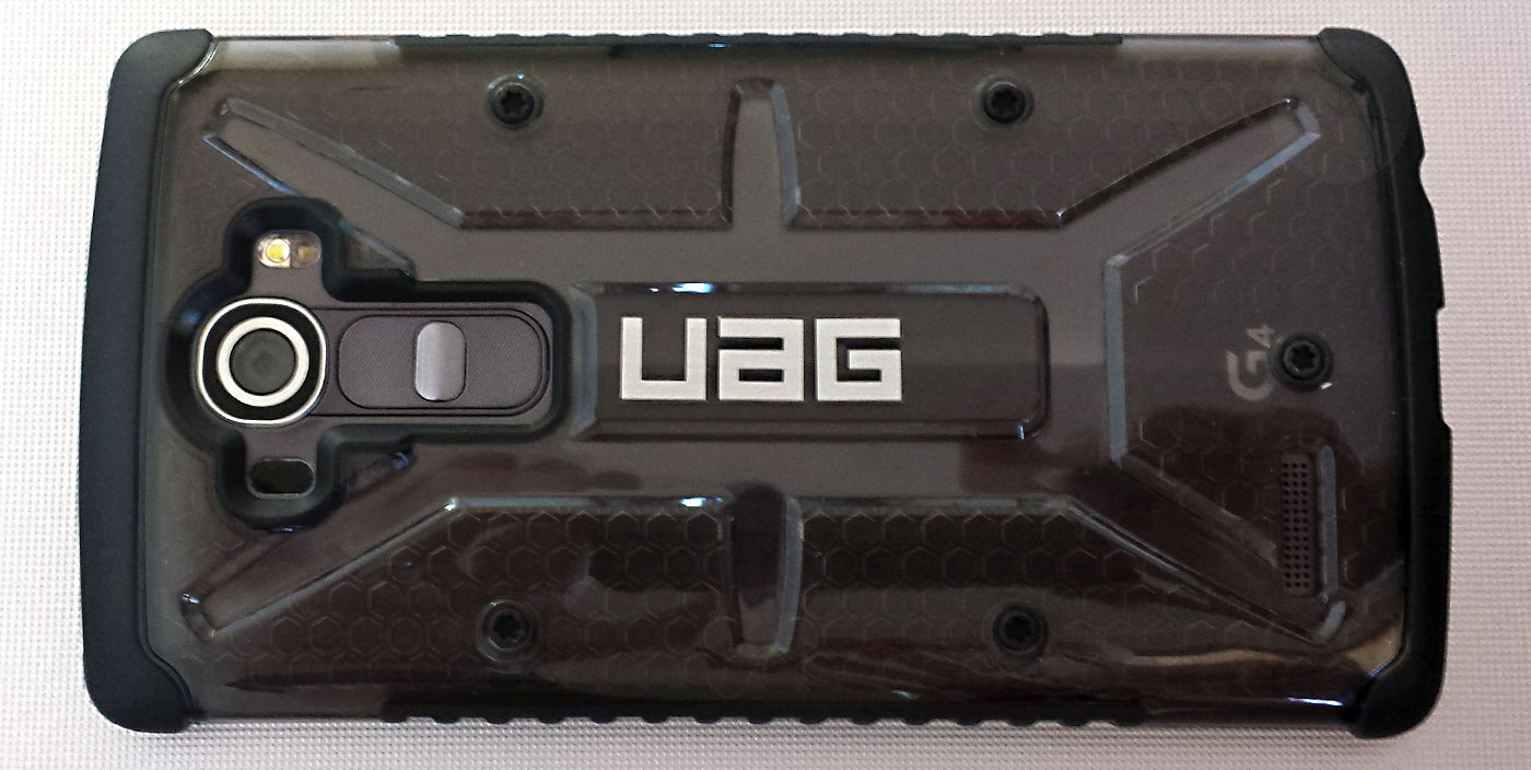 UAG G4 Back