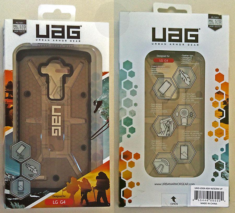 UAG G4 Box