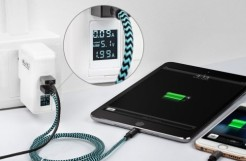 Review: aLLreLi Dual USB Charger Kit with LCD Display