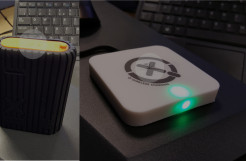 Review: Waterproof Power Bank Xtreme 9000 & Qi Wireless Charging Station from xtorm