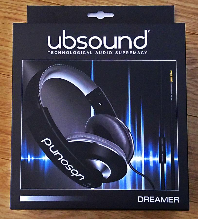 Ubsound Dreamer Box