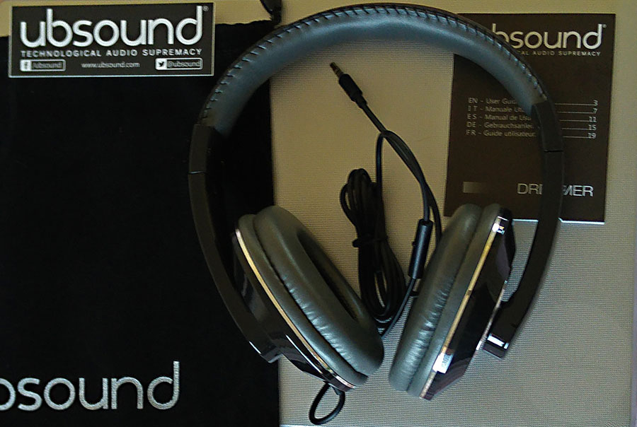Ubsound Dreamer Contents