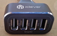 Review: iClever 4-Port USB Charger