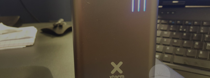 Review: Power Bank Essential 12000 from Xtorm