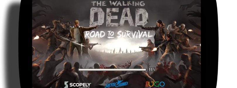 The walking dead road to survival: review