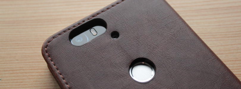Paramount Nexus 6P leather case elegant