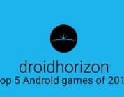 Droidhorizon's Top 5 games of 2015