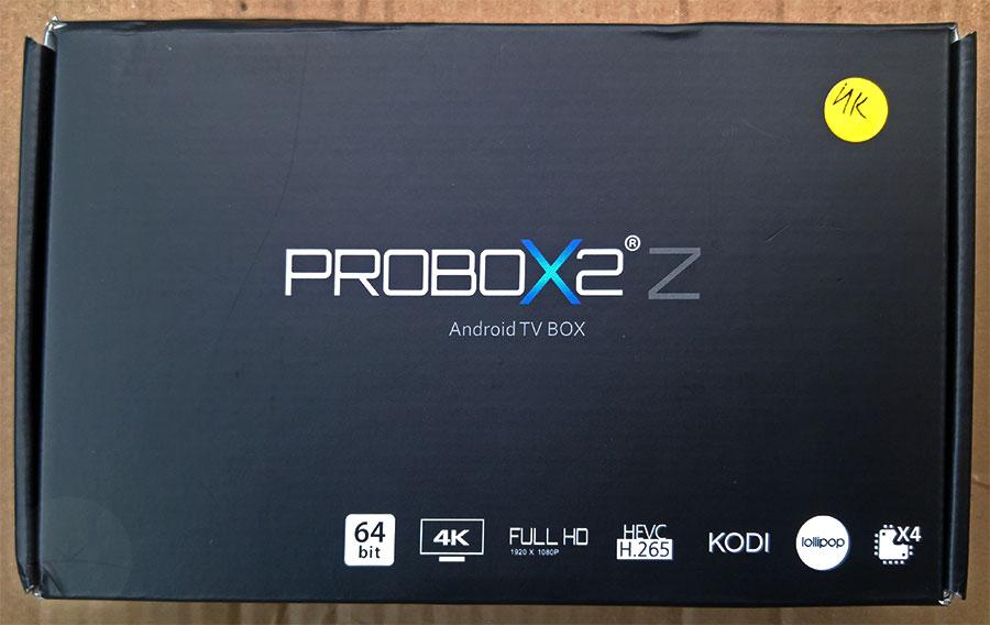 Probox2 Z Box