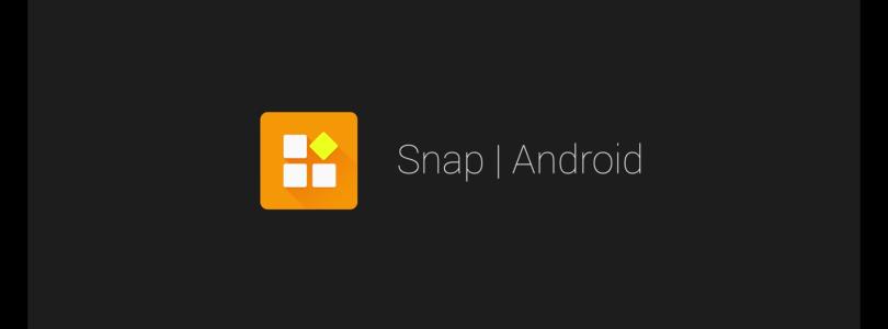 Review: Snap Swipe Drawer