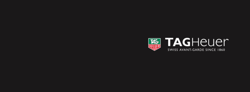 tag heuer logo black
