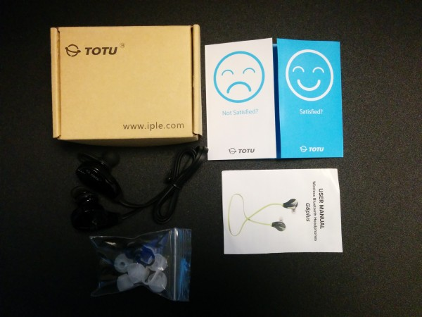 packaging TOTU