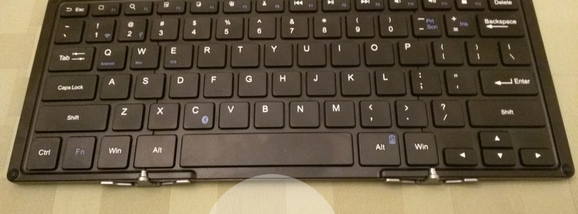 Review: Plugable's full size Bluetooth keyboard