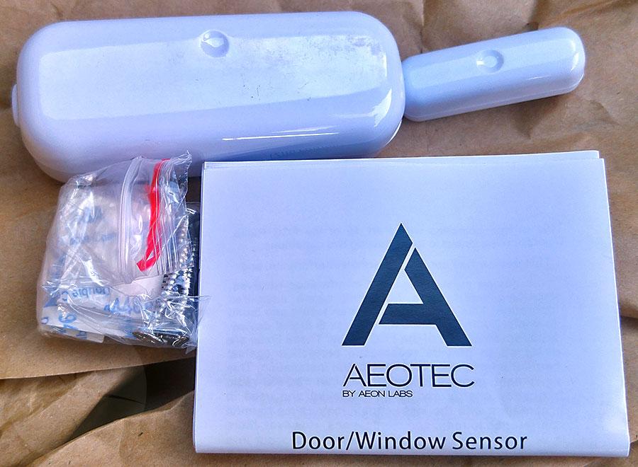 Piper Window/Door Sensor