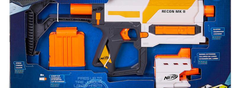 NERF N-Strike Modulus Recon MKII Blaster Review