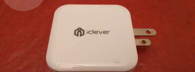 Review: iClever's Boost Cube two port USB charger
