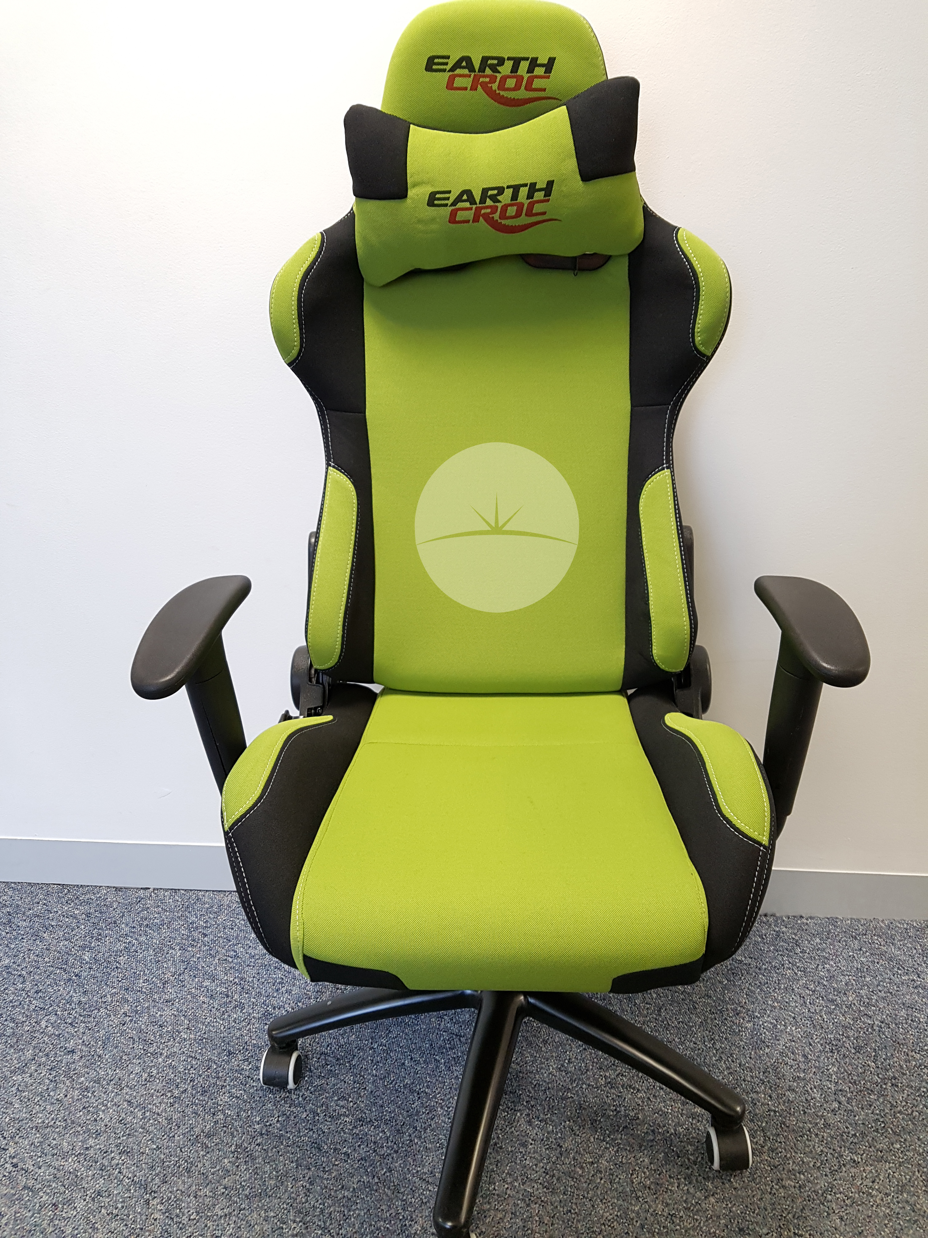 EarthCroc Professional fice Gaming Chair Review DroidHorizon