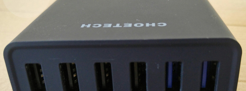Choetech Charger - Front