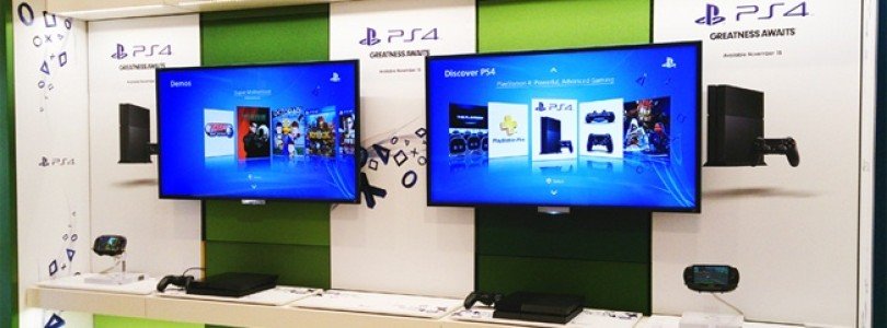 display PS4