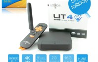 Ugoos UT4 RK3368 64-Bit Octa Core Android TV Box Review