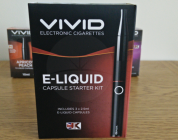 Review: VIVID E-liquid Starter Kit