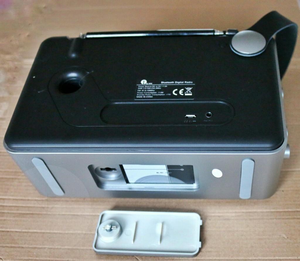 Review: 1byone DAB Radio / Bluetooth Speaker