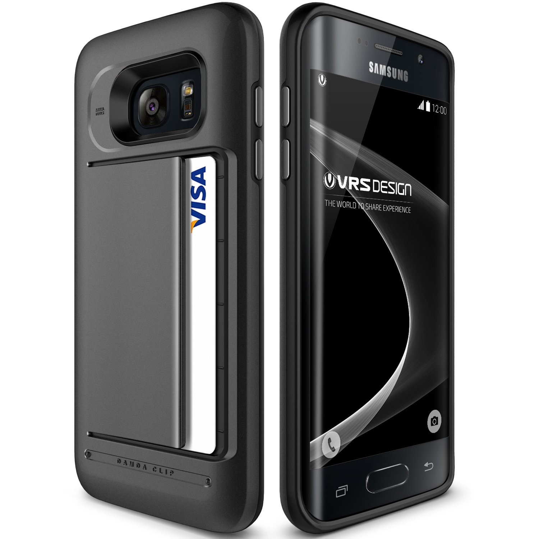 quality design 391c4 aecd1 VRS Design Samsung S7 Edge Cases Review - DroidHorizon
