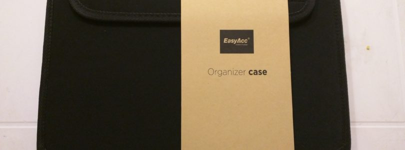 Review: EasyACC Travel Cable Organizer