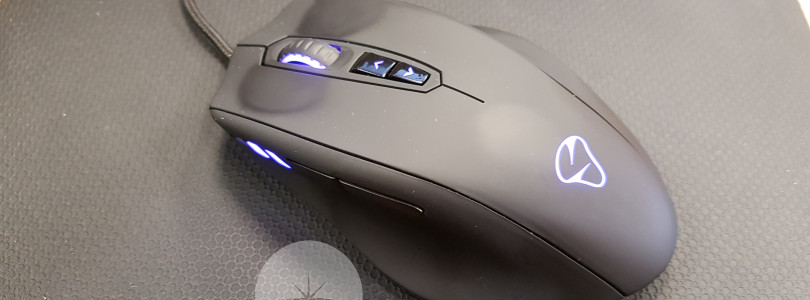Mionix Naos 8200 Ergonomic Gaming Mouse Review