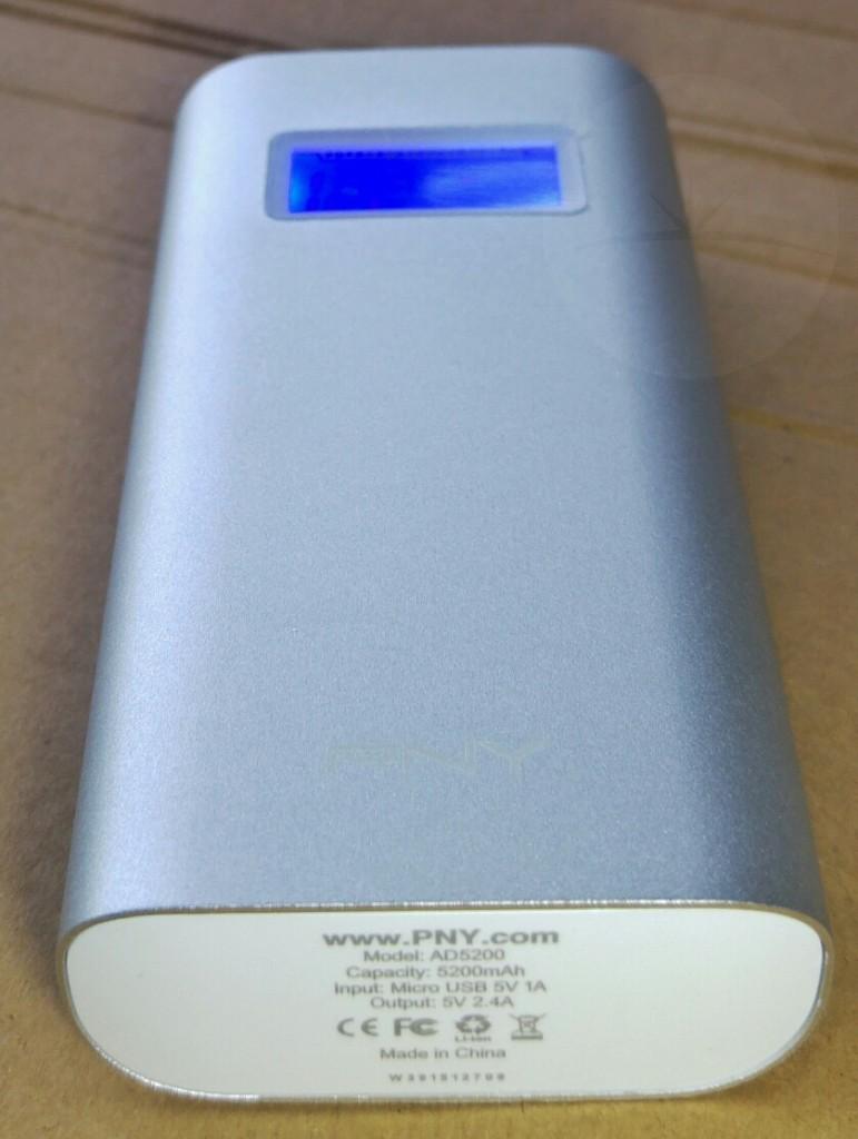 PNY AD5200 - Bottom
