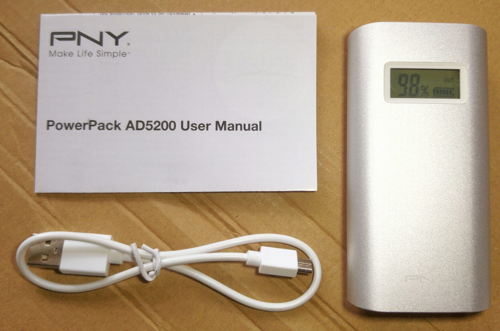 PNY AD5200 - Contents