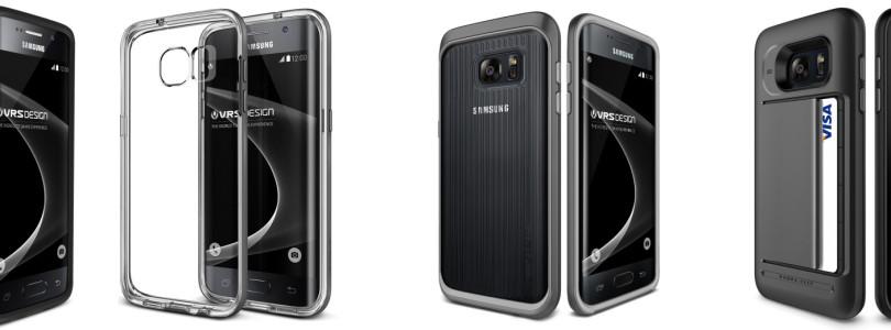 VRS Design Samsung S7 Edge Cases Review