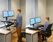 Ergotron WorkFit-TL Sit-Stand Desktop Workstation Review
