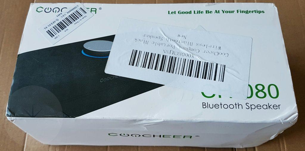 Coocheer CH-080 - Box