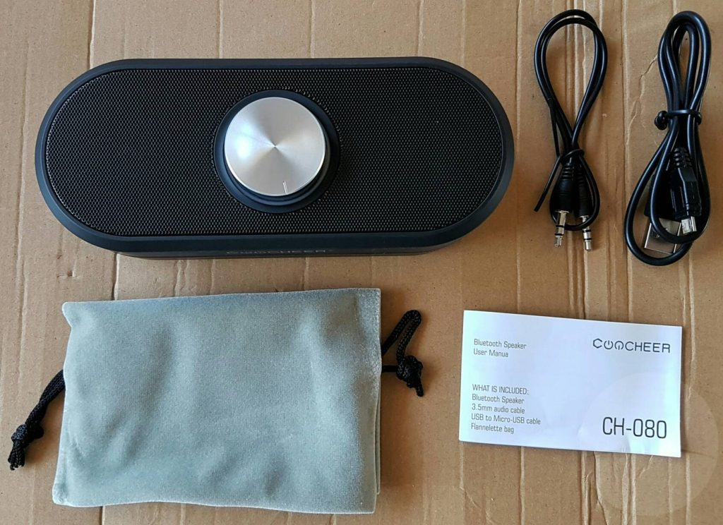 Coocheer CH-080 - Contents