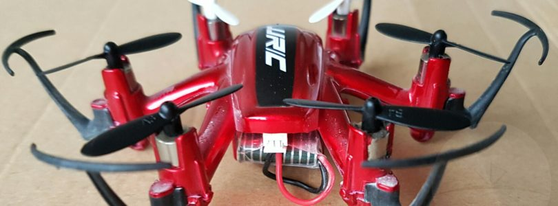Review: Arshiner JJRC H20 RC Hexacopter