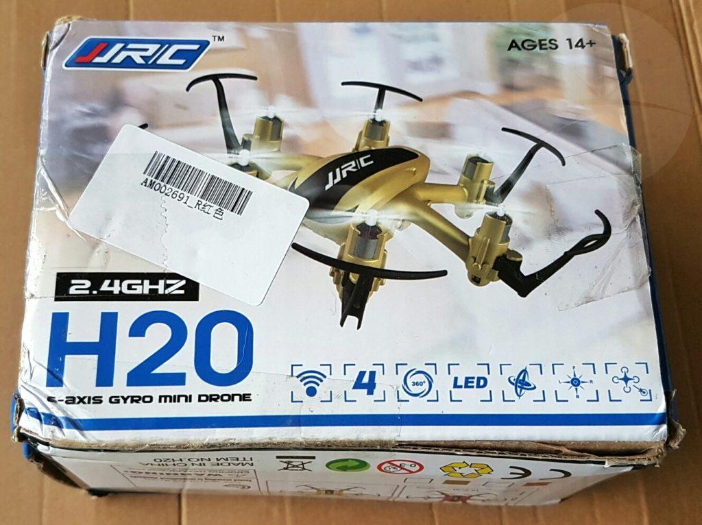 JJRC H20 Box