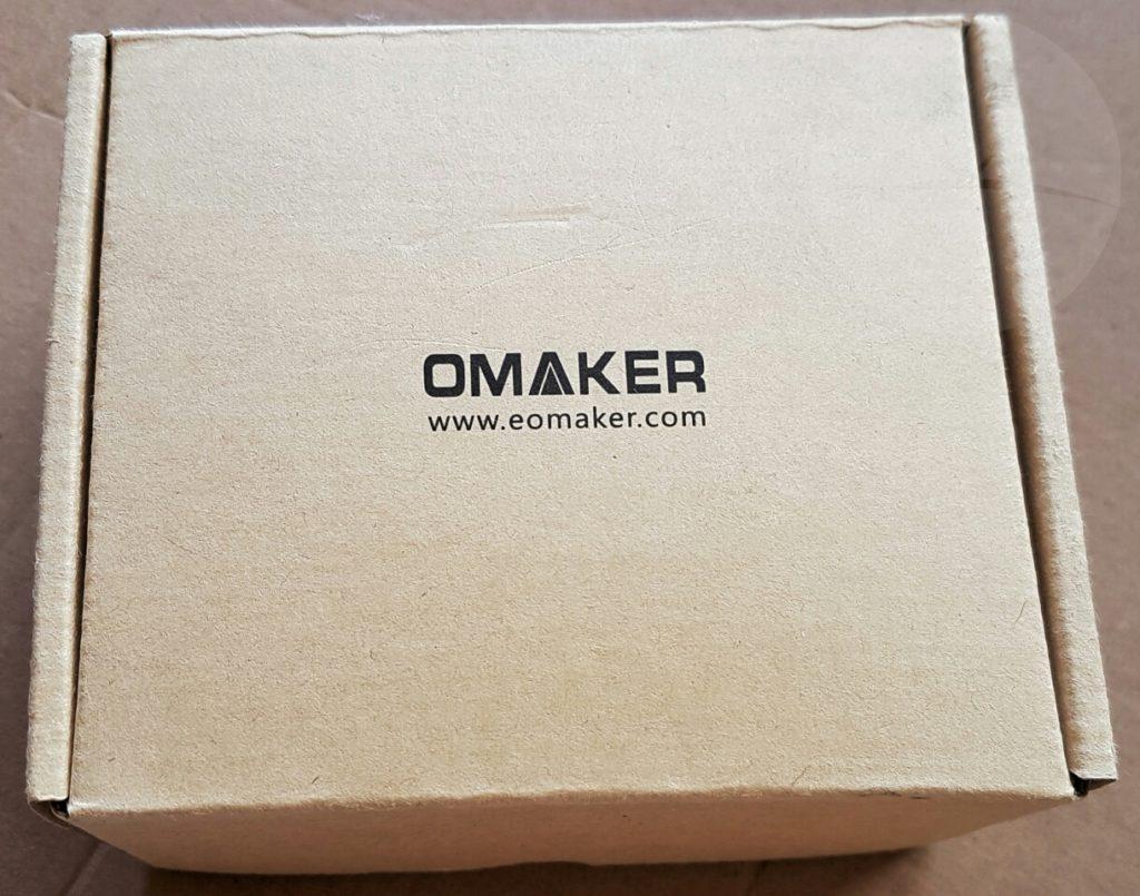 Omaker W4 Speaker - Box