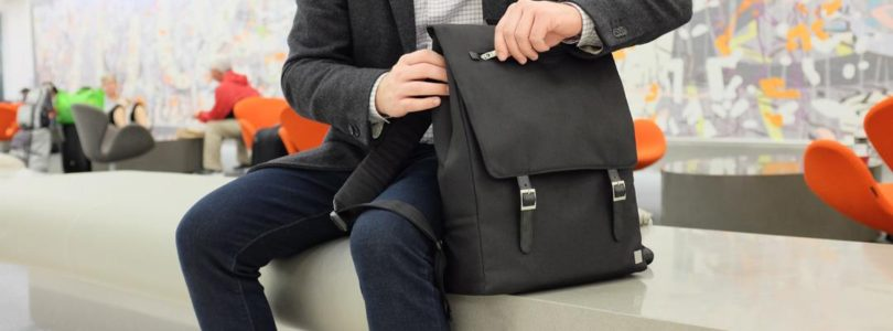 Helios, Helios Lite and Aerio Bags from Moshi Review