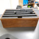 ALLDOCK Walnut & Black Charging Station Review