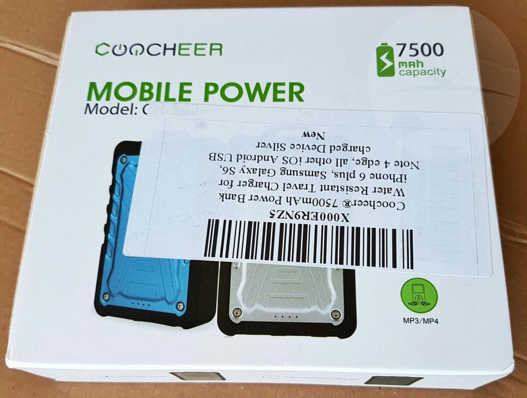 Coocheer CH-242 - Box