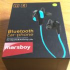 Review: Marsboy CI142 Swift Sports earbuds